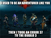Diablo III Launch FAIL
