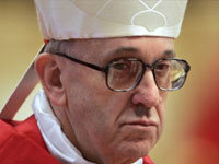 Cardinal Bergoglio to be Pope Francis I