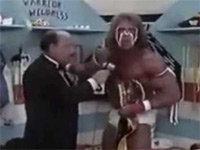 Heavy Breathing Pro Wrestlers