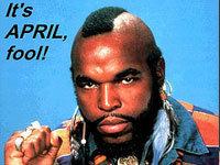 2013 April Fools Day