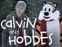 Calvin and Hobbes Have Grown Up