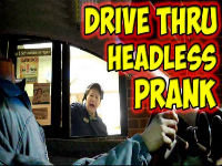 A Hungry Headless Driver