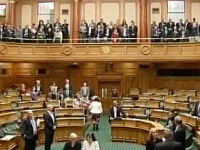 NZ Lawmakers React to Equal Marriage