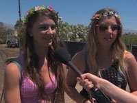 Coachella Hipster FAIL