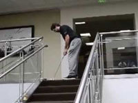 Professional Office Golf Putt
