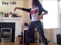 Learning to Dance in 365 Days