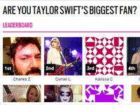 4chan Rigs Taylor Swift Fan Contest