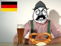 German vs. Other Languages