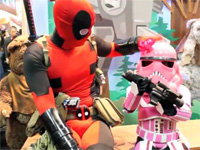 Deadpool vs. San Diego Comic-Con