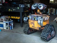The Making of a Life-Size Wall-E Robot