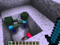 Minecraft with Fan-Voiced Sound Effects