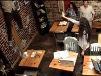 Telekinetic Rage Coffee Shop Prank