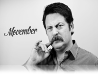 Stache Yourselves, Movember is Coming