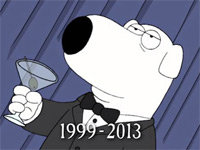 Death of Brian Griffin Sparks Outrage