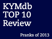 Top Ten Pranks of 2013