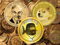 The Golden Age of Parody Altcoins