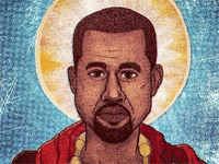 Kanye West Has His Own Religion