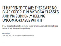 The Yoga Essay Heard 'Round the Internet