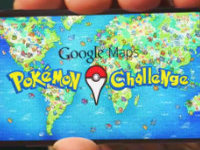 Google Maps Needs a Pokemon Master