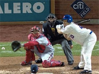 First MLB Meme of 2014: Bartolo Colón at Bat
