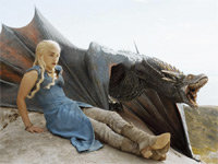 <i>Game of Thrones</i> Returns for Fourth Season