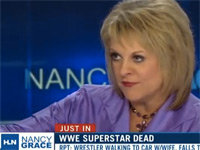 Wrestling Fans Demand #CancelNancyGrace