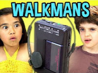 Post-Millennials Are Confused By Walkmans