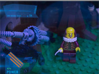 Shakespeare in LEGO Short Film <i>Action Bill</i>