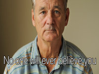 Bill Murray Stories