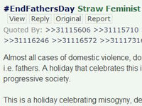 4chan Trolls Twitter With #EndFathersDay