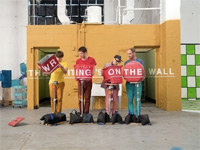 OK Go's New M/V: The Writing's On The Wall
