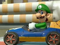 Japan's Mario Kart Ad Shows Luigi's Death Stare