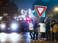 The Standoff Continues in Ferguson, Missouri