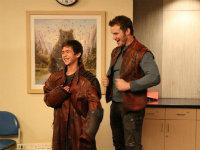 Chris Pratt Visited a Children's Hospital as Star-Lord