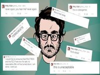 """Phil Fish Quits Twitter After Being """"Hacked"""""""