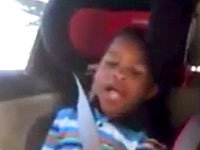 Little Boy Scolds Mom for Getting Pregnant