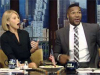 Kelly Ripa Not Impressed by 5.5″ iPhone 6L