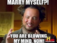 #WhenIMarryMyself