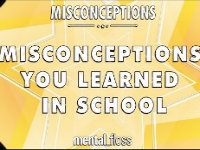 Common Misconceptions We Need to Unlearn