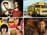 2014 Fall Guide to Internet's Favorite TV Shows