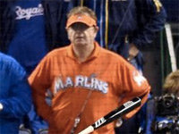 Marlins Man Steals the Show at World Series