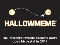 The Sixth Annual HallowMeme Costume Party