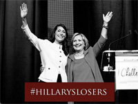 GOP Rubs Salt on Wound with #HillarysLosers
