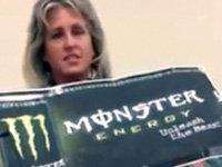 Monster Energy Drinks... Made by the Satan?