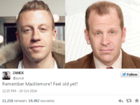 """Feel Old Yet?"" Parodies Take Off on Twitter"