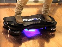 Hendo: The World's First Hoverboard