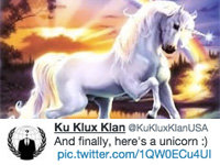 KKK Twitter Feed Hacked & Members Doxxed