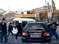 Road Rage With a Twist in South Korea