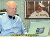 """Elders React to """"Too Many Cooks"""""""