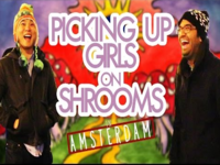 Pickup Artists Take Mushrooms in Amsterdam